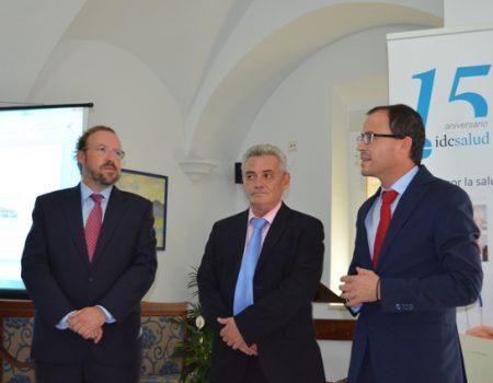 El hospital Santa Justa celebra su 15 aniversario