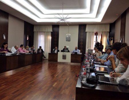 El Pleno aprueba por unanimidad instar al Gobex a desdoblar la carretera de Guadalupe