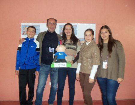 Tres jóvenes de Villanueva de la Serena han participado en el III Encuentro Estatal de Consejos de Participación Infantil y Adolescente