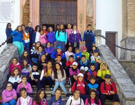 Alumnos del Pilar participan en un programa de inmersión lingüística