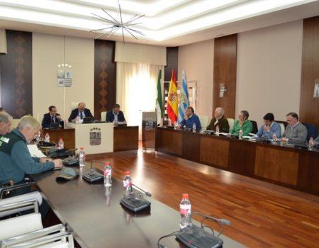 Se reúne la mesa de coordinación policial para las fiestas patronales de Santiago y Santa Ana