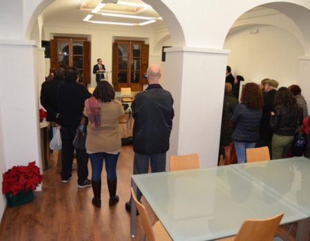 Abierta al público la nueva sala de estudios en la Antigua Cámara Agraria