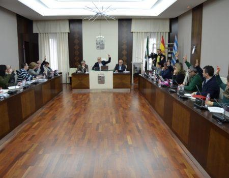 El Pleno aprueba una proposición para conmemorar el Día Internacional de la Mujer