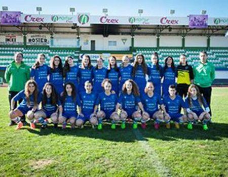 El femenino de La Cruz Villanovense se mantiene matemáticamente en la Segunda División Nacional