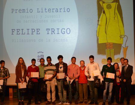 Fallada la XXXI Edición del Premio  Infantil y Juvenil Felipe Trigo