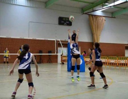 El sábado se celebra el I Clinic de voleibol en Villanueva de la Serena