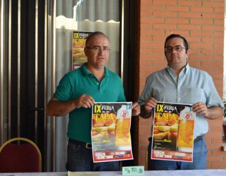 13 establecimientos de hostelería participarán en la IX Feria de la Tapa de Villanueva de la Serena