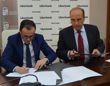 Firmado un convenio con Liberbank, S.A. destinado a ayudar a familias que estén en situación de emergencia social