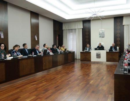 La Corporación Municipal ha celebrado este jueves 28 de enero la sesión ordinaria del mes