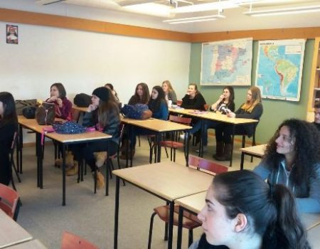 Alumnos del IES Pedro de Valdivia participan en un intercambio con Suecia