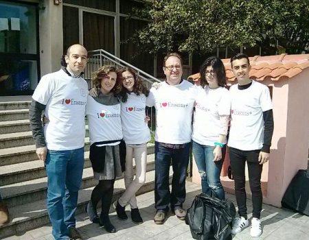 Tres alumnos y tres profesores del IES Pedro de Valdivia están esta semana en Italia