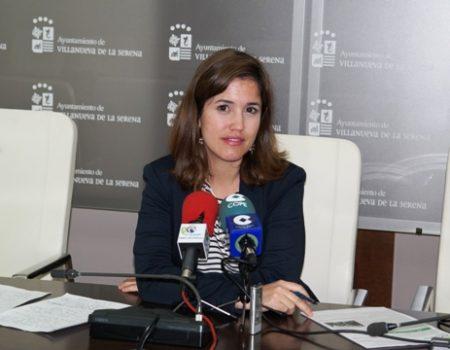 La portavoz del Equipo de Gobierno responde a las peticiones de mejoras en centros educativos que el PP presentará al pleno en una moción