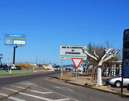 Las obras del primer polígono de carretera de Guadalupe, saldrán a licitación a final de año o principios de 2017