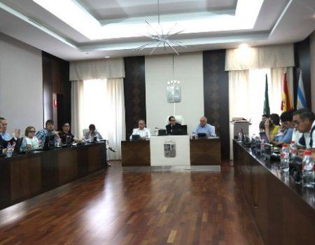 El pleno aprueba inversiones por valor de 830.000 euros con cargo al remanente de tesorería
