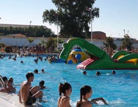 El próximo viernes 26 de agosto, segunda fiesta del agua para despedir el verano 2016
