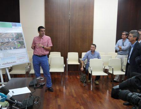 En enero dará comienzo la obra de duplicación de la carretera de Guadalupe en su tramo urbano