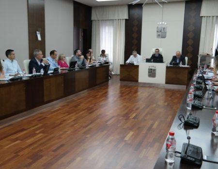 El pleno aprueba una ordenanza que permite ocupar la vía pública con elementos de accesibilidad
