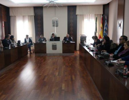 La Corporación Municipal celebra el último pleno del año aprobando asuntos de interés