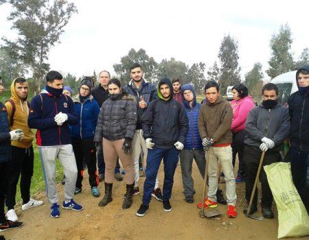 Inclusives comienza el año con dos nuevas actividades de voluntariado ambiental