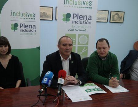 Pedro Calderón, elegido presidente de la Federación  Plena Inclusión Extremadura
