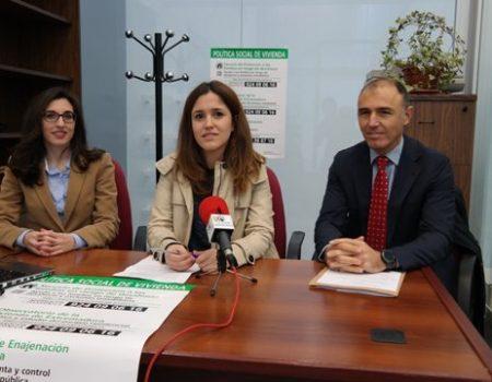 Inaugurado el Punto de Atención Hipotecaria en Villanueva de la Serena