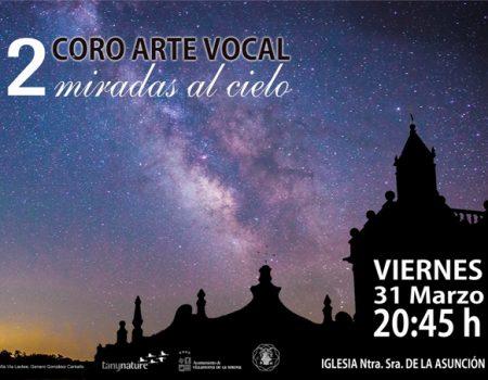 Esta noche, concierto de Arte Vocal dentro de la Semana Cofrade