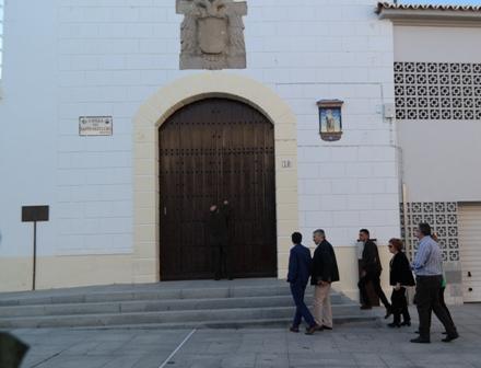 La capilla del Santo Sepulcro lucirá restaurada esta Semana Santa