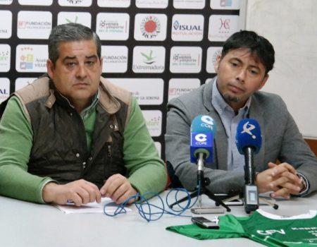 Manolo Sanlúcar y Pepe Cuevas dejan el Club de Fútbol Villanovense