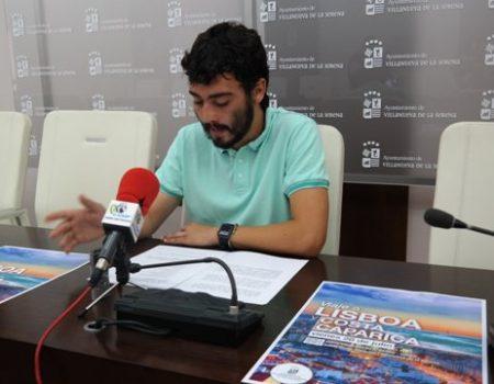 La concejalía de Juventud organiza un viaje a Lisboa y costa Caparica el próximo día 28