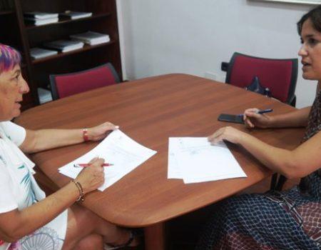 El Ayuntamiento firma un convenio con la Congregación Carmelitas Misioneras Teresianasen