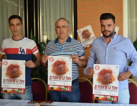 Trece establecimientos hosteleros participarán en la XI Feria de la Tapa en Villanueva de la Serena