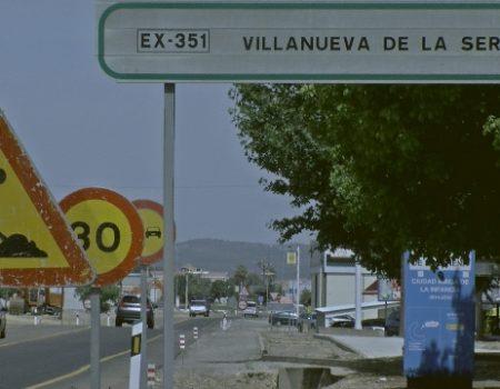 Comienza la obra de desdoblamiento de la carretera de Guadalupe