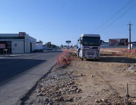 Nuevo corte de tráfico, este miércoles 4, en la carretera de Guadalupe