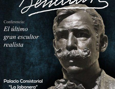 """Conferencia """"Mariano Benlliure. El último gran escultor realista"""" en La Jabonera"""