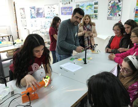 El IES Puerta de la Serena celebra estos días la IX edición de la Semana de la Ciencia.