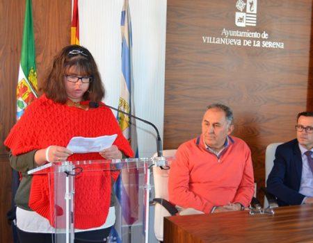 Inclusives Plena Inclusión Villanueva, reivindica el papel de las mujeres con discapacidad en la sociedad