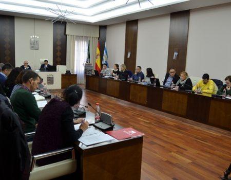 El Pleno aprueba la creación del Consejo Municipal de Igualdad y solicitar la renovación del sello CAI de Unicef