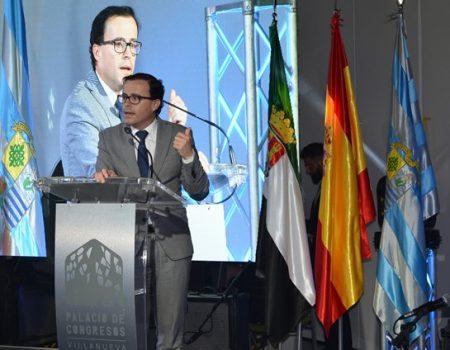 El hecho histórico de que el origen de la tortilla de patatas  esté en Villanueva es, en palabras del alcalde, una oportunidad