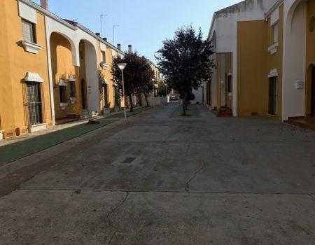El próximo lunes 24, comienzan las obras de la calle Antonio González-Haba Barrantes