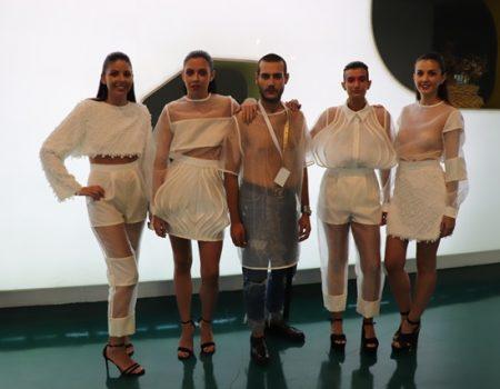El villanovense Hilario Antonio Segador González, ganador del I concurso Serena Fashion Weekend