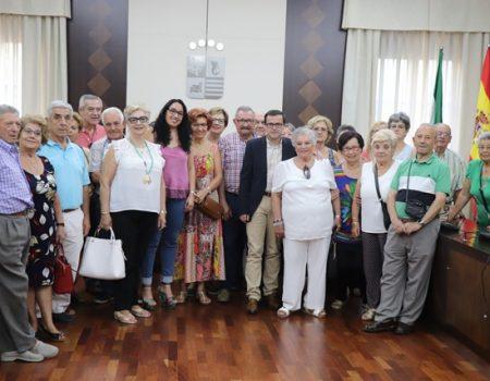 Los mayores eligen a su nuevo alcalde, Pablo Manchado Lozano