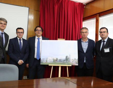 Se presenta el Proyecto de Construcción del nuevo Hospital Don Benito-Villanueva