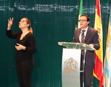 El Palacio de Congresos acoge el IV Congreso Iberoamericano sobre Cooperación, Investigación y Discapacidad