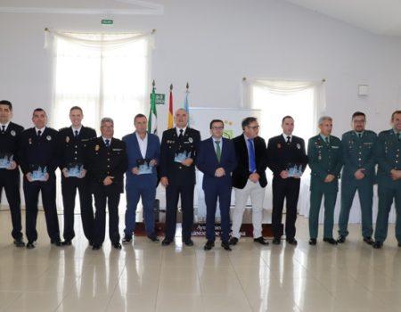 La Policía Local celebra el día de su Patrón, Los Santos Ángeles Custodios