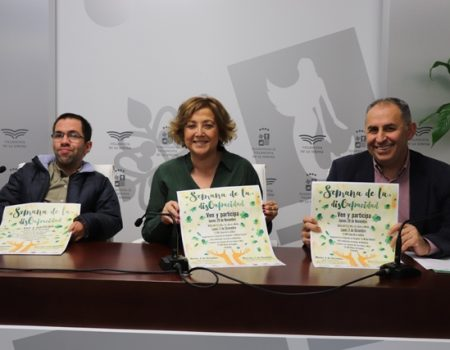 Inclusives lleva a cabo diversas actividades con motivo del Día Internacional de las Personas con Discapacidad