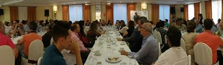El lunes 26 de noviembre, el alcalde se reunirá con empresarios y emprendedores