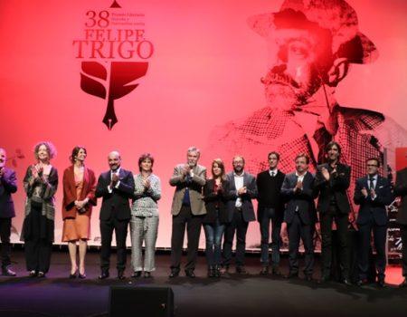 Jordi Juan y Rui Díaz, ganadores de la 38 edición del Premio Literario Felipe Trigo
