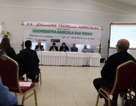 La Cooperativa Agrícola San Isidro centra sus jornadas en temas de actualidad para el sector