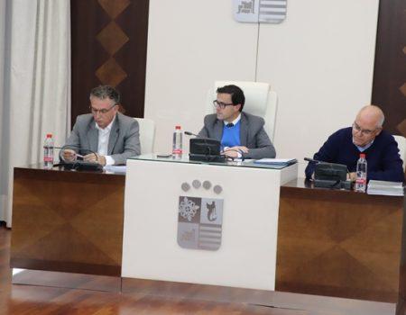 El pleno de la Mancomunidad aprueba solicitar un anticipo sin intereses a Diputación de Badajoz