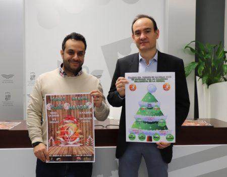 El 22 de diciembre se celebra el Torneo Infantil de Navidad del Doncel